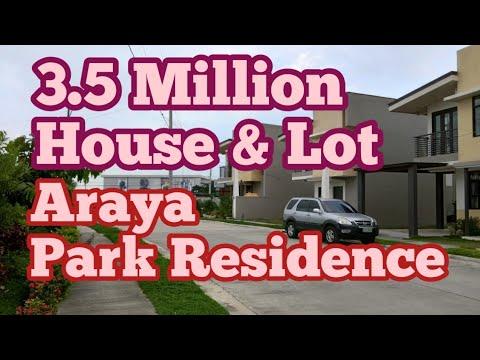 The Araya Park residences located at brgy tagapo Santa Rosa Laguna