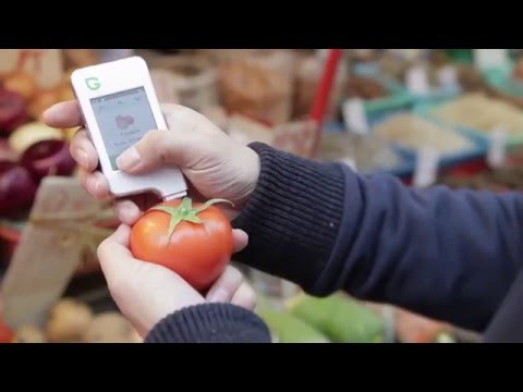 Greentest - Food Chemical Detector