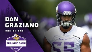 Dan Graziano: The Big Message With The Minnesota Vikings Seems To Be 'Last Year Isn't Who We Are'