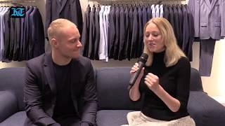Interview with Russian Grand Prix winner 2017 Valterri Bottas