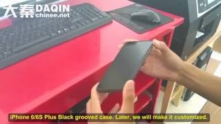 small business owner interview in india diy black customized iphone 6 6s grooved case