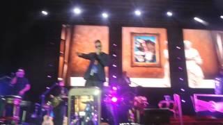 Romeo Santos intro concierto - Amigo en Portoviejo