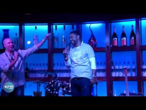 WiLD 95.5: Exclusive Show with Shaggy at Blue Martini West Palm Beach