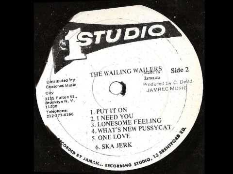 The Wailing Wailers ( full album) studio1 records