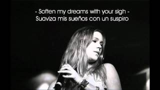 Then You Can Tell Me Goodbye - Joss Stone (Lyrics English and Español)