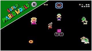 Lifeless Monster, The (2014) | Super Mario World Hack