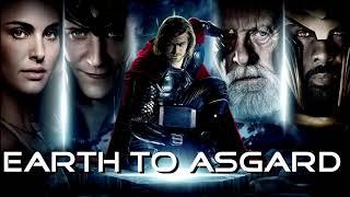 "Thor (2011) Soundtrack - ""Earth to Asgard"" Patrick Doyle"