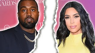 Kim Kardashian and Kanye West BREAK UP! Kim wants a DIVORCE after THIS!