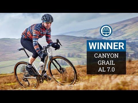 All-Road Bike of The Year WINNER | Canyon Grail AL 7.0