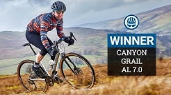 All-Road Bike of The Year WINNER | Canyon Grail AL 7.0
