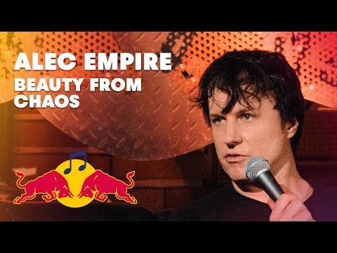 Alec Empire Lecture (Berlin 2017) | Red Bull Music Academy