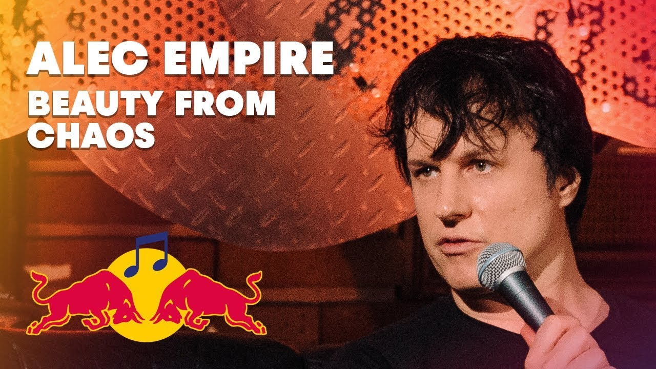 Alec Empire on Berlin Reunification, Techno and Politics in Music | Red Bull Music Academy