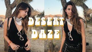 desert daze music festival vlog