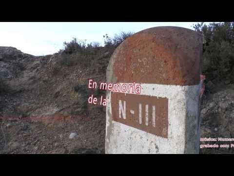 Recordando la antigua carretera N-III Madrid-Valencia (HD)