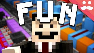 20 Steps to Having FUN WITH REDSTONE!