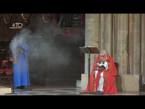 Vêpres à Notre-Dame de Paris du 21 janvier 2019