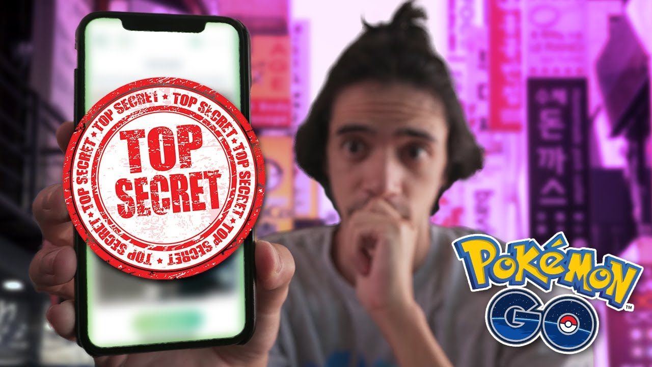 I've Been Keeping This SECRET for TWO YEARS (Pokémon GO)