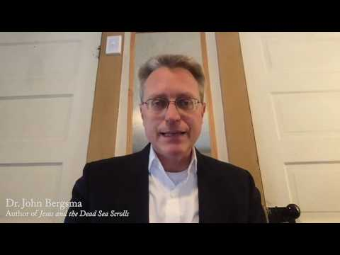 Dr. John Bergsma Reflects on the Readings for Friday in the Fourth Week of Lent