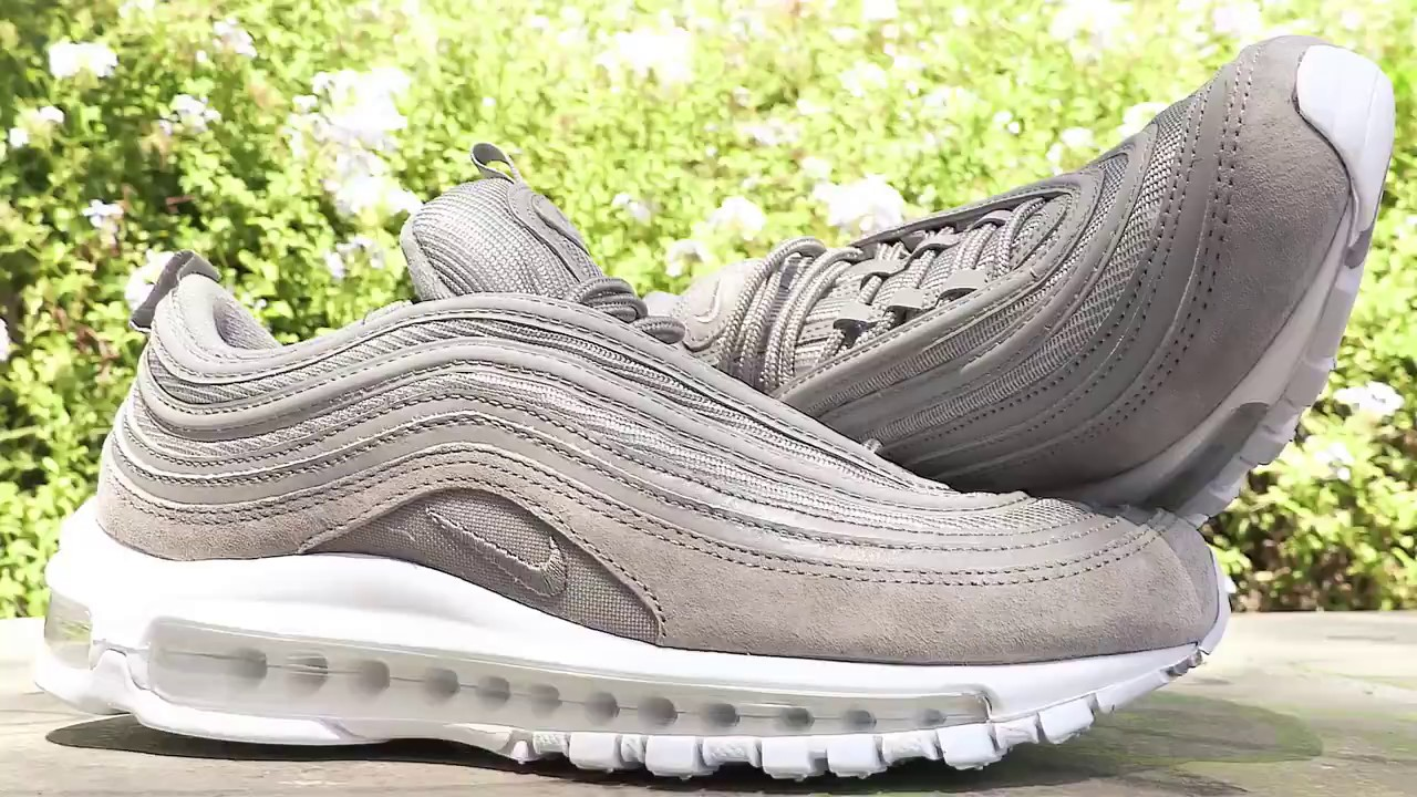 bee4c40b4c7 Nike Air Max 97 Cobblestone en thepoint.es - YouTube