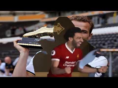 Unluckeee! Harry Kane Mo Salah Premier League Golden Boot