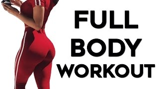 FAT-Busting Full Body Workout at Home | 4 Super Fat Burning Workout At Home