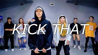 Onny & centimeter teaches choreography to 그루비룸 (groovyroom), 릴러말즈 (leellamarz) - kick that (feat. 박재범) visit prepix dance studio learn from our inst...