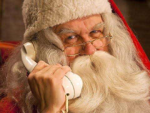 appel pere noel Appel d'anniversaire du Père Noël   YouTube appel pere noel