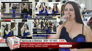 VASILICA DE LA STREHAIA SI LUCIAN VARZARU | CEL MAI NOU COLAJ | LIVE 2017 | 100MIN | MUZICA DE CHEF