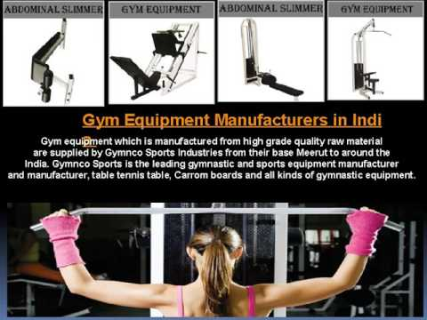 Gym Equipment Manufacturers In India | Gymnco Sports Industry