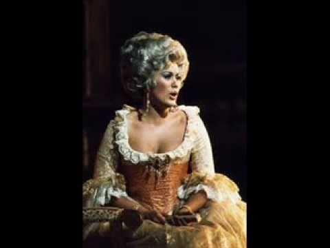 "Kiri Te Kanawa Sings ""Come Scoglio"" from Mozart's Cosi Fan Tutte."