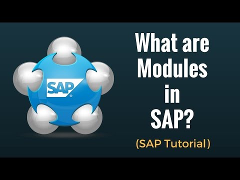 What Are SAP Modules? Complete Overview