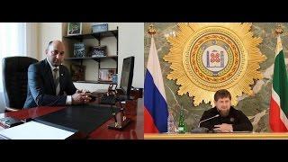 """Рамзан  Кадыров  """"ответил""""  Ахмеду Алихаджиеву"""