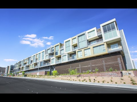 JLL Presents Vantage Lofts Apartment Tour In Henderson Las Vegas, NV