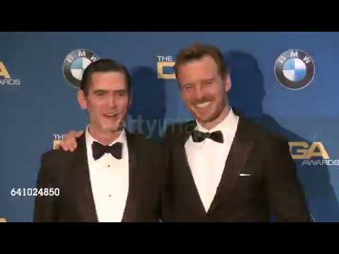 Michael Fassbender, Ridley Scott, Billy Crudup at 69th Annual Directors Guild Of America Awards