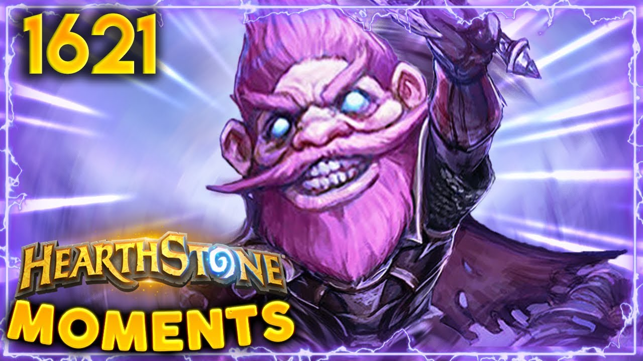 The EASIEST Game Of My Life He Said... | Hearthstone Daily Moments Ep.1621 thumbnail