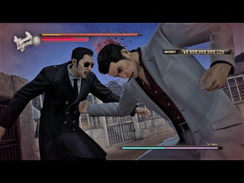 Yakuza 0 - Secret Boss: So Amon (NO DAMAGE) [Legend] (Critical Health) (4K | 3840x2160) |