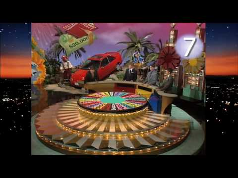 Wheel of Fortune - April Fools' Day 2010