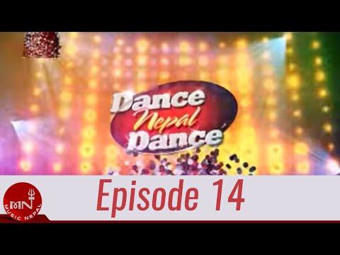 Dance Nepal Dance Episode 14