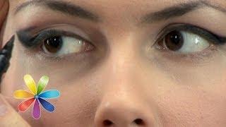 видео Подбираем макияж по форме глаз
