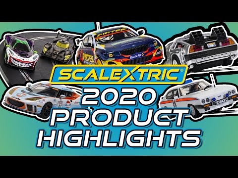 SCALEXTRIC |  2020 Highlights!
