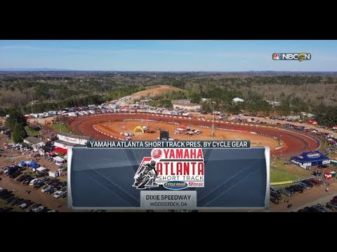 AFT on NBCSN: 2019 Atlanta Short Track