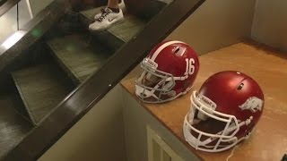Alabama Crimson Tide in the spotlight at the SEC Media Day