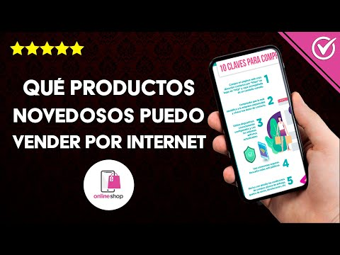 ¿Qué Productos Novedosos Puedo Vender por Internet? - Ideas Exitosas en Tendencia
