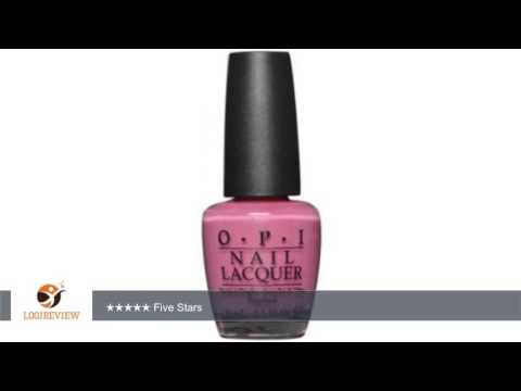 OPI Nail Lacquer NLF04 JAPANESE ROSE GARDEN by OPI   Review/Test