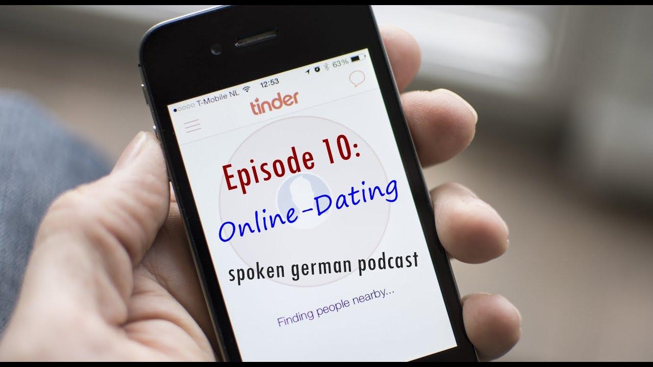 German online dating