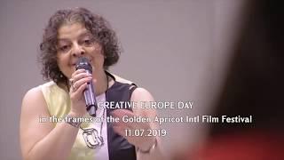 CEDArmenia MEDIA Panel @ GAIFF'19 | Susanna Harutyunyan