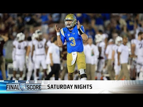 Highlights: UCLA football stuns Texas A&M with 34-point comeback
