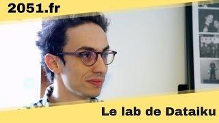 Le lab de Dataiku