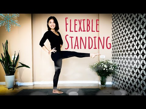 Best Standing Pilates Full Body Workout For Winter
