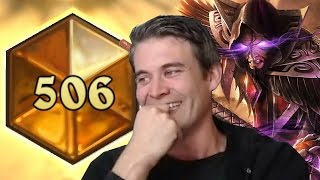 (Hearthstone) Reno Mage Climbs to Legend Again